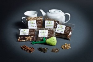 Our delicious herbal tea range