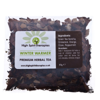 winter warmer tea